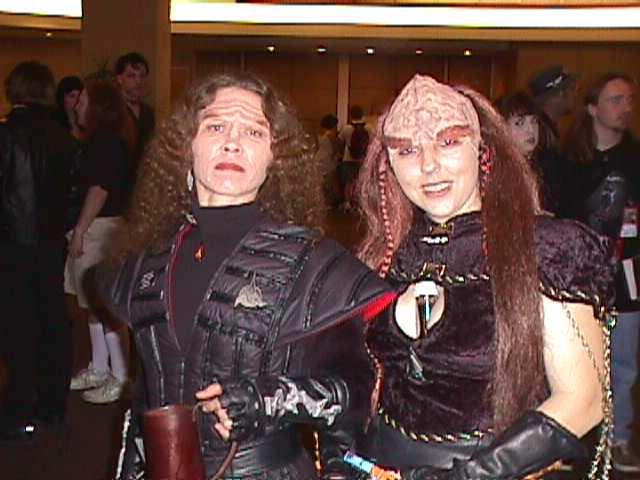 Very Fine Klingon Women